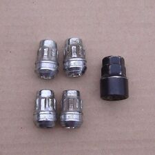 NISSAN X-TRAIL PATHFINDER NAVARA JUKE QUASHQAI MURANO WHEEL LOCKING NUTS BOLTS