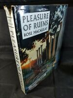 Pleasure of Ruins 12 tipped in plates 29 maps