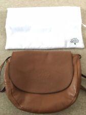 489c9f9a9ca6 Original MULBERRY Effie Satchel Handbag  Messenger Bag In Oak VGC