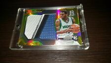 2014-15 SPECTRA GOLD JUMBO ROOKIE PATCH  RC ANDREW WIGGINS /10