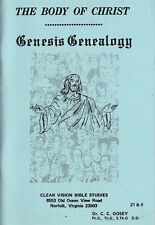 The Body of Christ / Genesis Genealogy