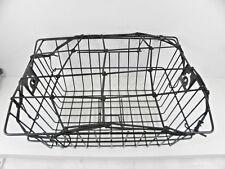 Equipaje red red para bicicleta cestas cesta de bicicleta bicicleta equipaje de copia de seguridad 03915