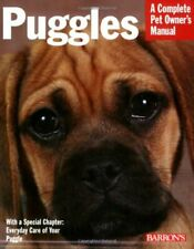 Puggles (A Complete Pet Owner's Manual) by Calbert, Andre Paperback Book The
