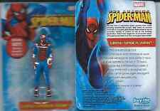 AMAZING SPIDERMAN GROW IN WATER 6X SIZE MINI FIGURE TOY BRAND NEW MINT ON CARD