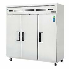 Everest ESRF3 Reach-In Refrigerator Freezer