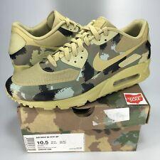 5aa2ec6a47 Nike Air Max 90 Italy Size 10.5 hyp sp green camo 596529 320 safari black 1