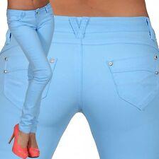 Bootcut Damen-Hosen im Chinos-Stil