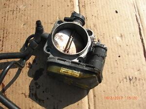 00-06 Mercedes W220 R230 S500 CL500 E500 SL500 Engine Throttle Body 1131410125