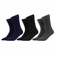 3-6-12-24 paia calzini uomo corti mezza gamba filo sottile 40-46 TOOCOOL YC68-1