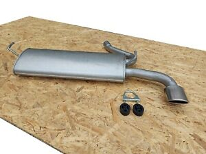 Rear Silencer for Opel / Vauxhall Mokka 1.4 Turbo 1.6 1.8 also Mokka X Exhaust