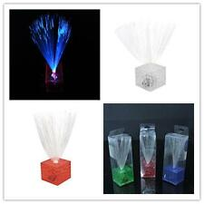 Arrival Fiber Optic Night Light LED Color Change Night Light Lamp HomeDecor GG~