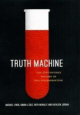 Truth Machine: The Contentious History of DNA Fingerprinting-ExLibrary