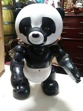 "19"" Robo Panda Battery-Operated Talking Interactive Toy by Wow Wee 2007 WORKS!"
