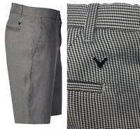 Callaway Rune Tech Golf Shorts - Houndstooth Pattern - RRP£50 - W34 OR W36