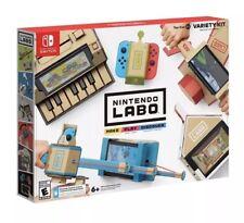 Nintendo Labo Toy-Con 01 Variety Kit [Brand New]