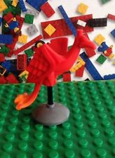 Lego Harry Potter Phoenix Fawkes Red Bird Minifigure 4730