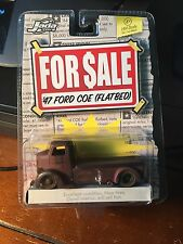 2007 Jada Toys For Sale '47 Ford COE (Flatbed) 1/64