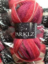 DY Sparklz Mohair shade 06 Rouge