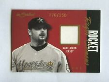 2004 Fleer InScribed Roger Clemens GU Jersey /250 Houston Astros