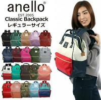 new Anello MINI SMALL Backpack Rucksack Canvas Quality School Bag