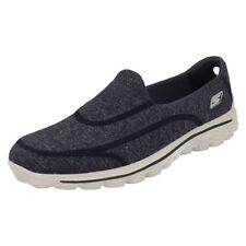 Calzado de mujer Skechers color principal azul Talla 37