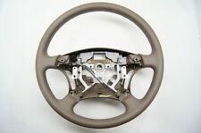 2005-2006 Toyota Camry Steering Wheel Vinyl - Tan