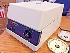 Iec Centrifuge Model Centra M 120 W Rotors 5706 5708 5711