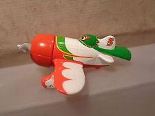 DISNEY/ PIXAR  El Chupacabra #5 Die Cast Toy Stunt Airplane PLANE Mattel  (PT2)