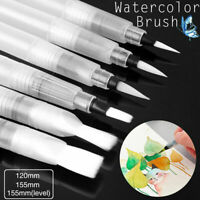 6Pcs/Set Pilot Water Brush Ink Pen Color Calligraphy Beginner Paint Drawing Tool