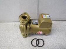 Bell & Gossett Pl-36B 1Bl003Lf All Bronze Series Pl 36B Pump 1/6Hp 115V