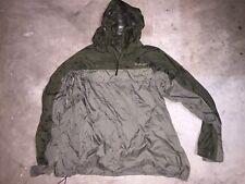 Kelty Nylon Hiking Jacket Taped Seams Packable Windbreaker Size L