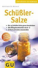 Schüßler-Salze (Große GU Kompasse) von Heepen,  Günther H. | Buch | Zustand gut