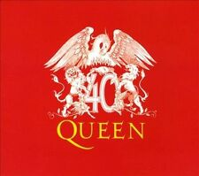 40, Vol. 3 [Box] by Queen (CD, 2011, 10 Discs, Hollywood)
