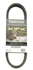 Arctic Cat F7 Firecat 700, 2005, Dayco XTX5028 Xtreme Torque Drive Belt, Sno-Pro