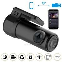 Full HD 1080P WIFI Car DVR Camera Video Recorder Monitor 170° For Android/iPhone