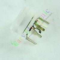5pc MINI 7pin PCB Ceramic vacuum tube sockets for 12AE6 6AT6 12AV6 audio amps