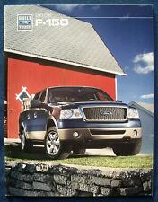 Prospekt brochure 2006 Ford F-150 Pickup (USA)