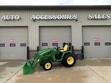2017 John Deere 3046r With H165 Quick Attach Loader 32 Actual Hours
