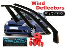 Ford Fiesta MK6  2002 - 2008  5.doors   Wind deflectors 4.pc   HEKO  15254