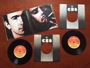 """U2: The Unforgettable Fire - Rare 1st Irish Press Double 7"""" Vinyl - CBS DA 6185"""
