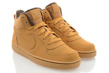 Nike Court Borough Mid GS 839977700 Marrone Stivaletti 36.0 38.5 Eur36.5/23.5cm/uk4.0/us4.5