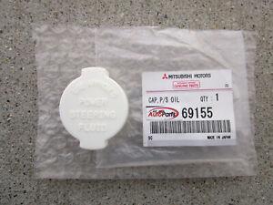 FITS: 01 - 06 MITSUBISHI MONTERO POWER STEERING RESERVOIR FLUID CAP NEW
