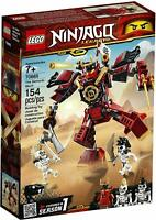 LEGO Ninjago Legacy Samurai Mech 70665 Building Kit 7+ 154 Pieces NEW