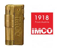 IMCO Super Classic Retro Vintage Cigar Cigarette Kerosene Windproof Lighter 6700
