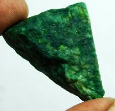 88.70 Ct Natural Colombian Green Emerald Rough Loose Gemstone