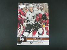 2012-13 Upper Deck UD Base Card #80 Jeff Carter Los Angeles Kings