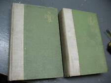 THE DECAMERON BOCCACCIO VOLS.I & II 1920  #237 OF1000 PRINTED