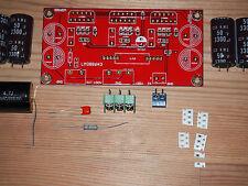 LM3886 x3 150W amplifier Kit Reliable Design !