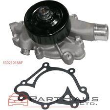 Engine Water Pump w/ Gasket Fits Dodge Dakota Durango Ram 1500 2500 3500 Van