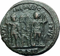CONSTANTIUS II son of  Constantine the Great  Ancient Roman Coin Standard i78734